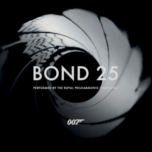 Royal Philharmonic Orchestra - Bond 25 2LP
