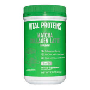 Matcha Collagen Latte 265g - Vanilla