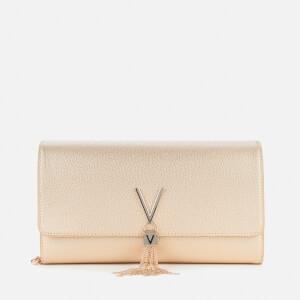 Valentino Bags Women's Divina Large Shoulder Bag - Gold