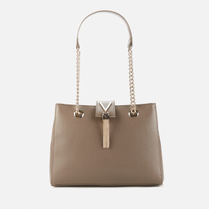 Valentino Bags Women's Divina Tote Bag - Taupe