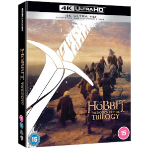 La Trilogie Le Hobbit 4K Ultra HD (+2D Blu-Ray)