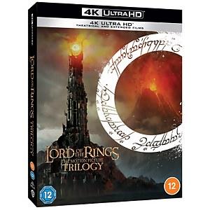La Trilogie Le Seigneur des Anneaux 4K Ultra HD (+2D Blu-Ray)