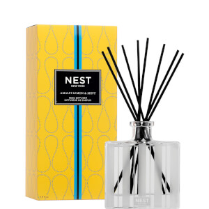 NEST Fragrances Amalfi Lemon & Mint Reed Diffuser 5.9 fl. oz
