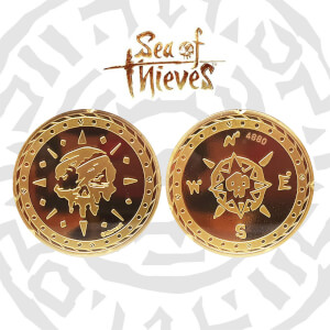 Sea Of Thieves Collector's Limited Edition Coin: Gold Variant (Rare Store Exclusive)
