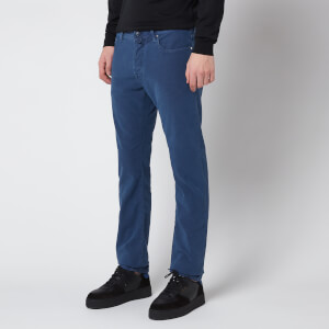 Jacob Cohen Men's J688 Gabardine Chinos - Navy