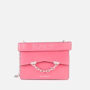 Karl Lagerfeld Women's K/Karl Seven Mini Shoulder Bag - Peony Pink