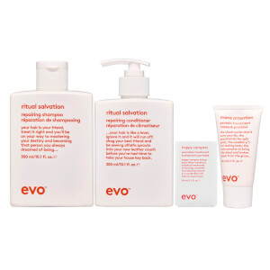 evo Wash, Rinse, Treat, Repeat Repair Set (Worth $84.75)
