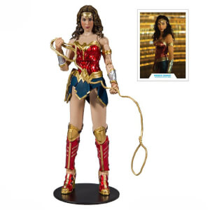 "McFarlane DC Comics 7"" Wonder Woman 84 - Wonder Woman Action Figure"