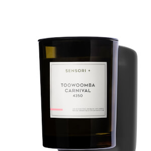 SENSORI+ Air Detoxifying Aromatic Toowoomba Carnival Soy Candle 260g