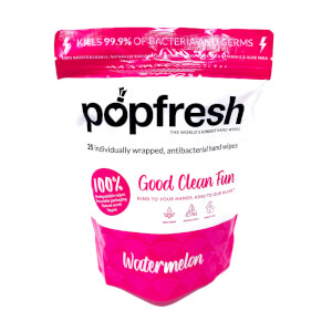 Popband London Popfresh Watermelon Sanitizing Wipes 25g