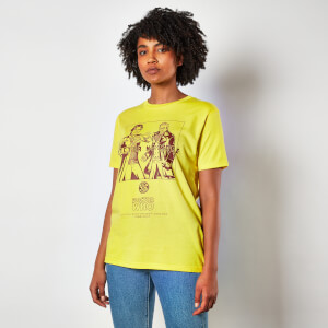 Doctor Who Eighth Doctor Unisex T-Shirt - Yellow