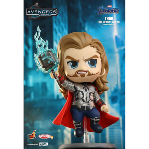 Hot Toys Cosbaby Marvel Avengers: Endgame - Thor (The Avengers Version) Figure