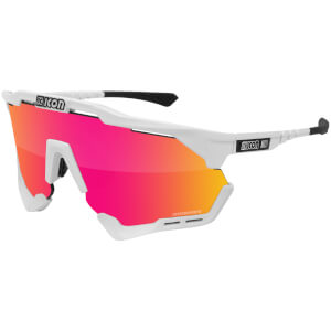 Scicon Aeroshade Road Sunglasses - White Gloss