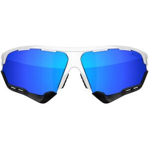 Scicon Aerocomfort Xl Road Sunglasses - White Gloss