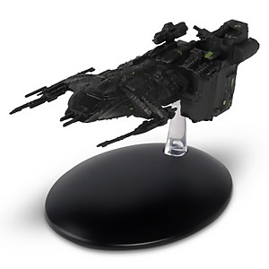 Eaglemoss Star Trek Die Cast Ship Replica - Assimilated Arctic One Model
