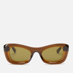 Bottega Veneta Women's Acetate Sunglasses - Green
