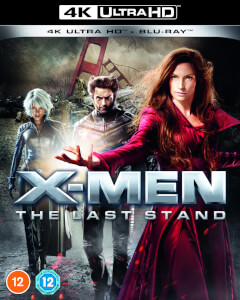X-Men 3: The Last Stand - 4K Ultra HD (Includes 2D Blu-ray)
