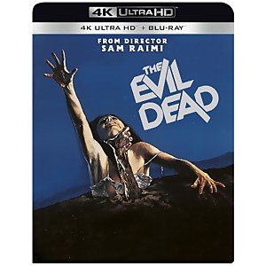 The Evil Dead - 4K Ultra HD (Includes 2D Blu-ray)