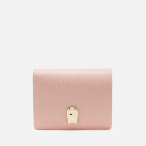 Furla Women's Small Compact Wallet - Candy Rose