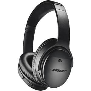 Bose QuietComfort 35 (Series II) Casque Bluetooth, Antibruit avec Alexa intégrée - Noir