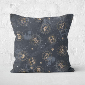 Harry Potter Yule Ball Square Cushion