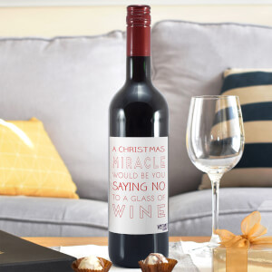 WotNot Creations 'Christmas Miracle' Wine