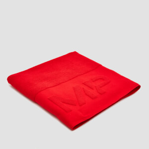 MP Essentials Large Towel - Danger