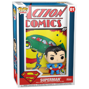 DC Comics Superman Action Comic Pop! Vinyl Comic