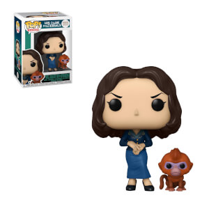 His Dark Materials- Mrs. Coulter w/Daem Funko Pop! Vinyl
