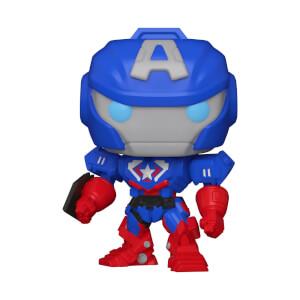 Marvel Marvel Mech Captain America Funko Pop! Vinyl