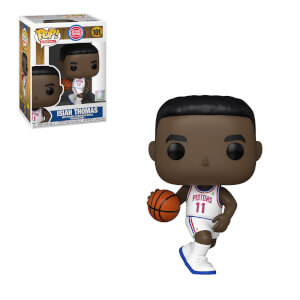 NBA -  Legends- Isiah Thomas(Pistons in Casa) Figura Funko Pop! Vinyl