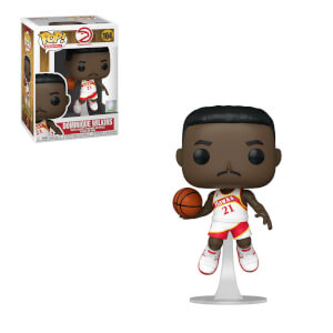 NBA -  Legends- Dominique Wilkins (Hawks in Casa) Figura Funko Pop! Vinyl
