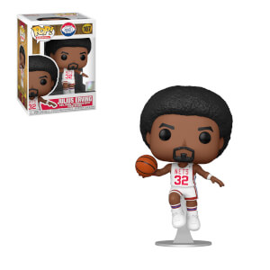 NBA Legends Brooklyn Nets Julius Erving Funko Pop! Vinyl
