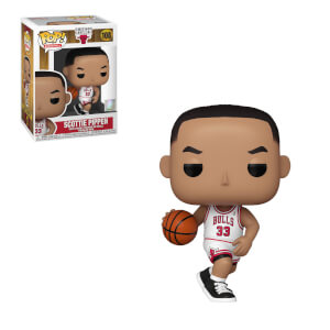NBA -  Legends- Scottie Pippen (Bulls in Casa) Figura Funko Pop! Vinyl