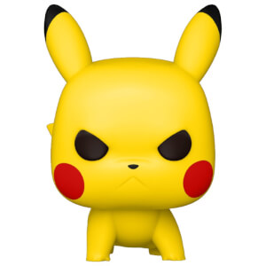 Pokemon Pikachu Attack Stance Pop! Vinyl Figure