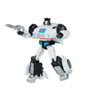 Hasbro Transformers Generations Studio Series DLX 86 Jazz Action Figure