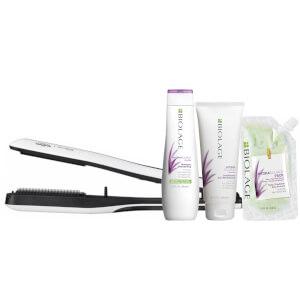 L'Oréal Professionnel Steampod 3.0 and Biolage HydraSource Bundle