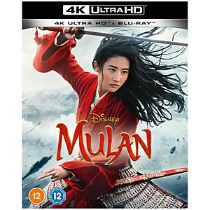 Mulan - 4K Ultra HD (Includes Blu-ray)