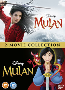 Mulan Live Action/Mulan Animation Double Pack