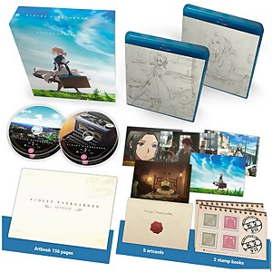 Violet Evergarden - Collector's Edition