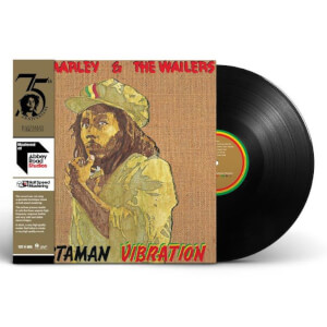Bob Marley & The Wailers - Rastaman Vibration (Half-Speed Master) LP