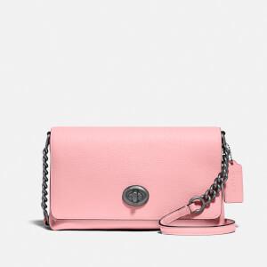 Coach New York Women's Crosstown Cross Body Bag - Vintage Pink
