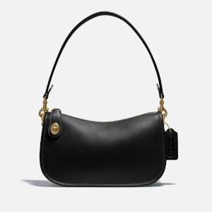 Coach New York Women's Swinger Shoulder Bag - Black