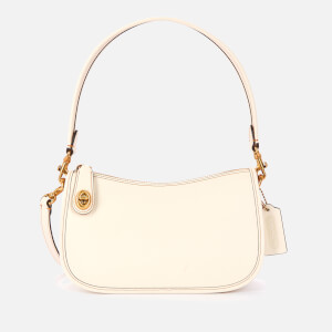 Coach Women's Swinger Shoulder Bag - Chalk