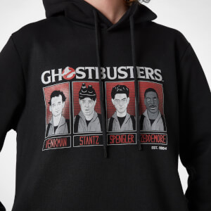 Ghostbusters Sweat à capuche - Noir
