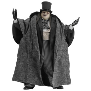 NECA Batman Returns Mayoral Penguin (DeVito) 1/4 Scale Action Figure