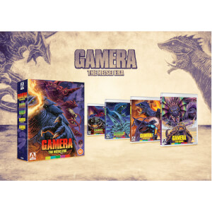 Gamera - The Heisei Era