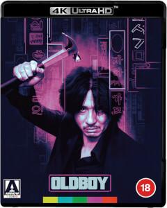 Oldboy - 4K Ultra HD