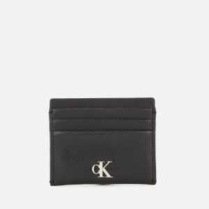 Calvin Klein Jeans Women's Credit Card Case - Black