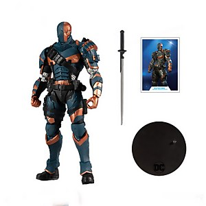 "McFarlane Toys DC Gaming 7"" Action Figures - Wv2 - Arkham Origins Deathstroke Action Figure"